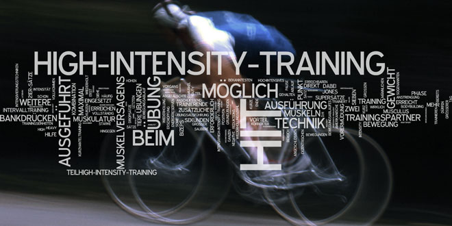 Hochintensives Intervalltraining im Radsport