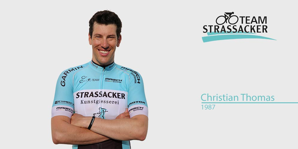 Christian Thomas | Team Strassacker